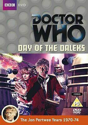 Doctor Who: Day Of The Daleks [DVD] • 6.99£