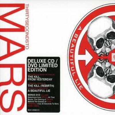 £3.38 • Buy 30 Seconds To Mars : Beautiful Lie, A [cd + Dvd] CD 2 Discs (2007) Amazing Value