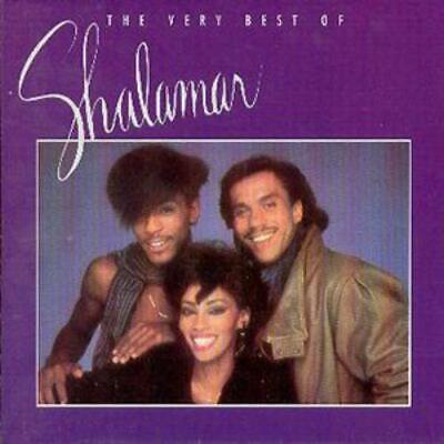 £3.31 • Buy Shalamar : The Very Best Of Shalamar CD (2008) Expertly Refurbished Product