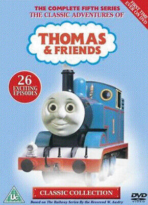 £2.99 • Buy Thomas The Tank Engine And Friends: Classic Collection - Series 5 DVD (2007)