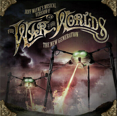 £2.83 • Buy Jeff Wayne : Jeff Wayne's Musical Version Of The War Of The Worlds: The New