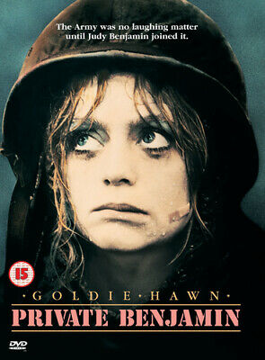 Private Benjamin DVD (1999) Goldie Hawn, Zieff (DIR) Cert 15 Fast And FREE P & P • 2.29£