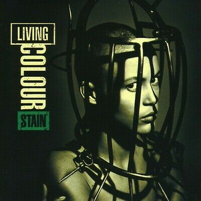 Living Colour : Stain CD Value Guaranteed From EBay's Biggest Seller! • 2.73£