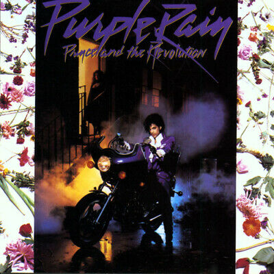 Prince : Purple Rain CD (1984) Value Guaranteed From EBay's Biggest Seller! • 3£