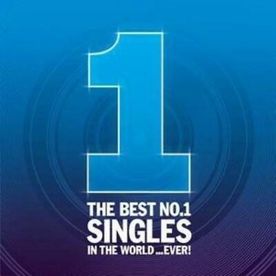 Various Artists : The Best No.1 Singles In The World...ever! CD 2 Discs (2004) • 2.52£