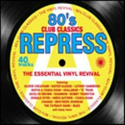 £1.94 • Buy Various Artists : Repress - 80s Club Classics CD Expertly Refurbished Product