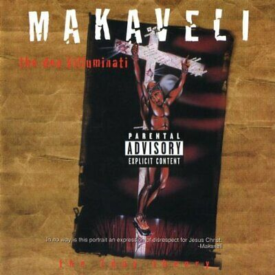 2Pac : The Don Killuminati - The 7 Day Theory CD Expertly Refurbished Product • 2.70£