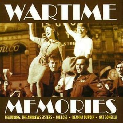 £2.22 • Buy Various Artists : Wartime Memories CD (2002) Incredible Value And Free Shipping!