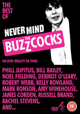 £2.39 • Buy Never Mind The Buzzcocks: The Best Of Never Mind The Buzzcocks DVD (2009) Bill