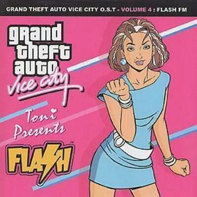 Various Artists : Grand Theft Auto - Vice City: Flash Fm - Volume 4 CD (2002) • 4.87£