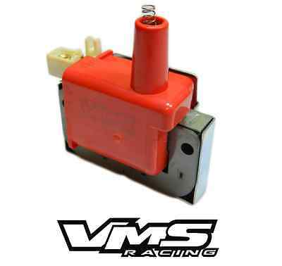 Vms Racing Internal Super High Output Energy Ignition Coil Fits Honda Acura Cap • 37.95$
