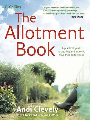 The Allotment Book By Andi Clevely. 9780007207596 • 4.78£