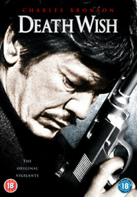 Death Wish DVD (2006) Charles Bronson, Winner (DIR) Cert 18 Fast And FREE P & P • 2.04£