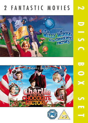 £2.82 • Buy Willy Wonka And The.../Charlie And The Chocolate Factory DVD (2007) Gene