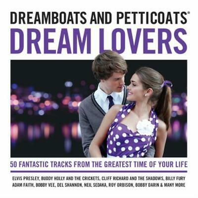 £2.44 • Buy Various Artists : Dreamboats And Petticoats: Dream Lovers CD 2 Discs (2013)