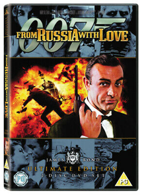 £2.34 • Buy From Russia With Love DVD (2006) Sean Connery, Young (DIR) Cert PG Amazing Value