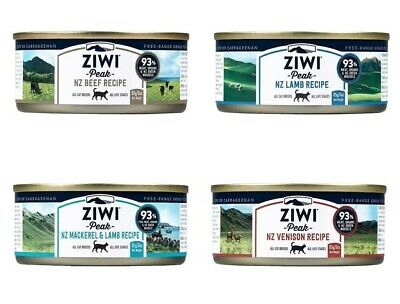 Ziwi Peak Daily Cat Cuisine Cans 85g Wet Food Real Meat • 1.75£