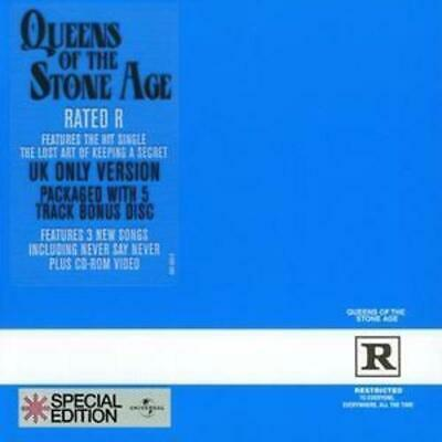 £2.82 • Buy Queens Of The Stone Age : Rated R CD Special  Album 2 Discs (2000) Amazing Value