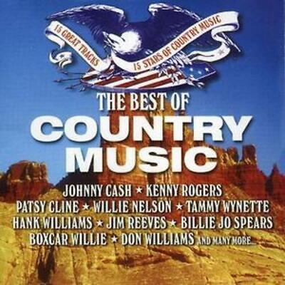 £1.99 • Buy Various Artists : The Best Of Country Music CD (2003) FREE Shipping, Save £s
