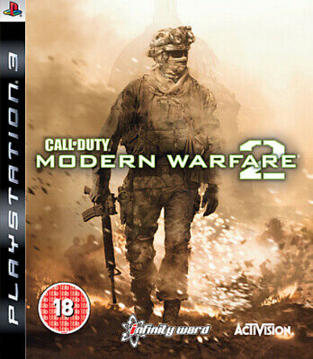 Modern Warfare 2 (PS3) Combat Game: Infantry Incredible Value And Free Shipping! • 2.90£