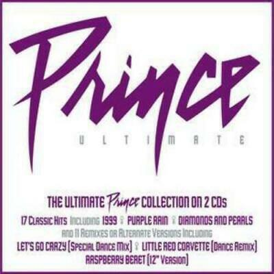 Prince : Ultimate CD 2 Discs (2007) Value Guaranteed From EBay's Biggest Seller! • 2.55£