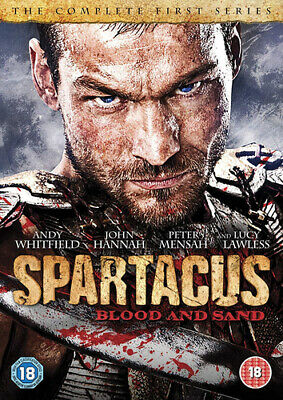 £3.86 • Buy Spartacus - Blood And Sand: Series 1 DVD (2011) Andy Whitfield Cert 18 4 Discs