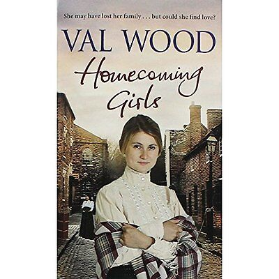 £2.87 • Buy Homecoming Girls By Val Wood. 9780552167291