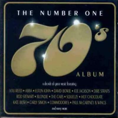 £2.42 • Buy Various : The Number One 70s Album CD Highly Rated EBay Seller Great Prices