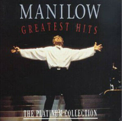 Barry Manilow : Greatest Hits: The Platinum Collection CD (1993) Amazing Value • 2.39£