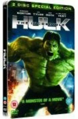 The Incredible Hulk (2008) (2 Discs) (St DVD Incredible Value And Free Shipping! • 3.27£