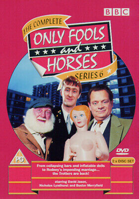 Only Fools And Horses: The Complete Series 6 DVD (2003) David Jason, Dow (DIR) • 3.72£