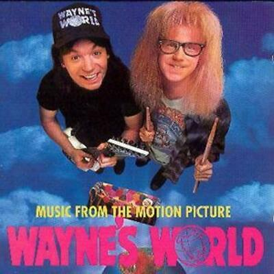 £2.39 • Buy Soundtrack : Wayne's World: MUSIC FROM THE MOTION PICTURE CD (1992) Great Value