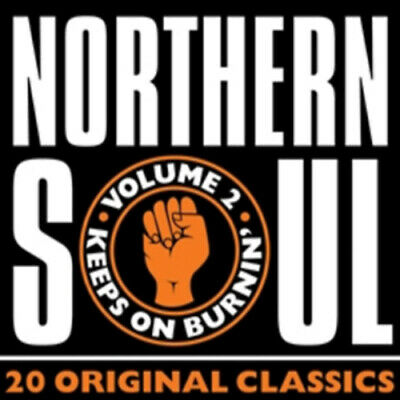 Various Artists : Northern Soul: 20 Original Classics - Volume 2 CD (2012) • 2.98£