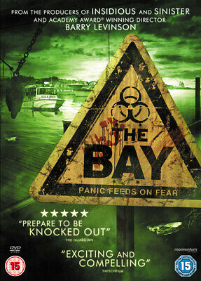 £1.92 • Buy The Bay DVD (2013) Kether Donohue, Levinson (DIR) Cert 15 FREE Shipping, Save £s