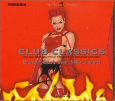 £7.71 • Buy Various : Fantazia Club Classics Volume 2 CD Incredible Value And Free Shipping!