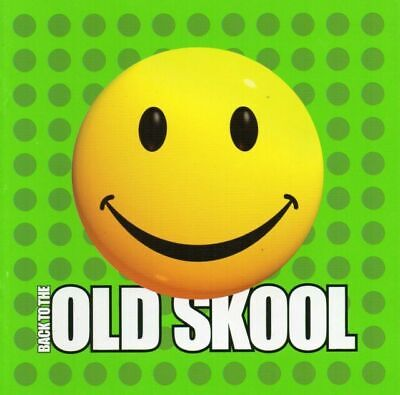 Various Artists : Back To The Old Skool CD Highly Rated EBay Seller Great Prices • 2.47£