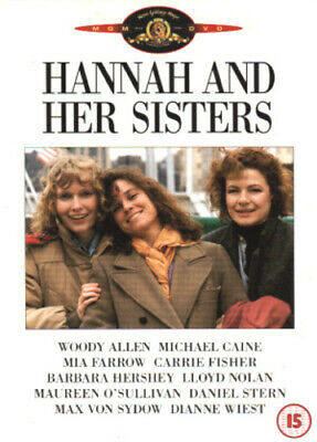 £2.61 • Buy Hannah And Her Sisters DVD (2002) Woody Allen Cert 15 FREE Shipping, Save £s