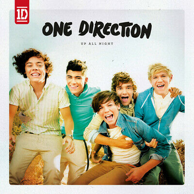 One Direction : Up All Night CD (2011) Highly Rated EBay Seller Great Prices • 2.29£