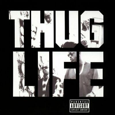 2pac : Thug Life - Volume 1 CD Value Guaranteed From EBay's Biggest Seller! • 3.49£