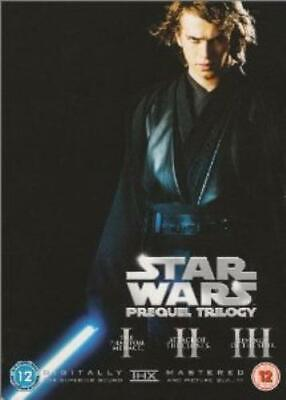 £3.13 • Buy STAR WARS DVD PREQUEL TRILOGY ANAKIN SKY DVD Incredible Value And Free Shipping!