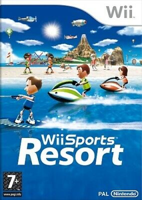 £6.94 • Buy Wii Sports Resort (Wii) PEGI 7+ Sport Highly Rated EBay Seller Great Prices