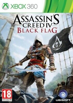 Assassin's Creed IV: Black Flag (Xbox 360) PEGI 18+ Adventure: Free Roaming • 3.51£