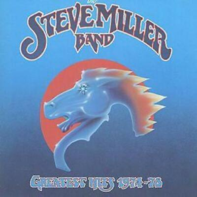 £5.54 • Buy The Steve Miller Band : Greatest Hits1974-78 CD (1999) FREE Shipping, Save £s