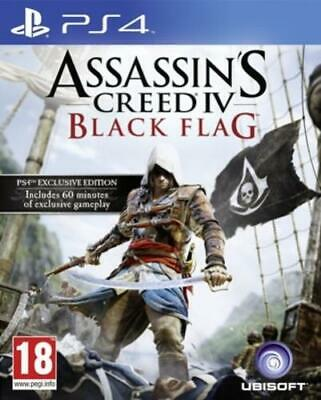 Assassin's Creed IV: Black Flag (PS4) PEGI 18+ Adventure: Free Roaming • 11.82£