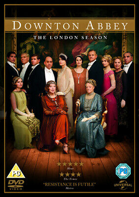 Downton Abbey: The London Season DVD (2013) Hugh Bonneville Cert PG Great Value • 6.49£