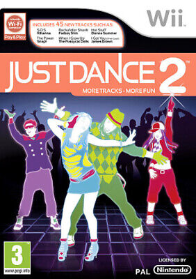 £2.98 • Buy Just Dance 2 (Wii) PEGI 3+ Rhythm: Dance Highly Rated EBay Seller Great Prices