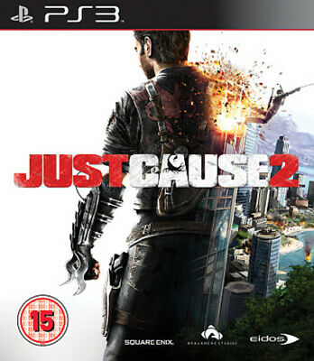 £2.92 • Buy Just Cause 2 (PS3) Adventure Value Guaranteed From EBay's Biggest Seller!