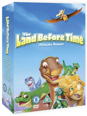 £39.94 • Buy The Land Before Time 1-13 DVD (2011) Don Bluth Cert U 13 Discs Amazing Value