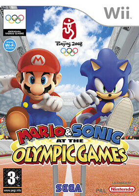 £3.45 • Buy Mario & Sonic At The Olympic Games (Wii) PEGI 3+ Sport FREE Shipping, Save £s