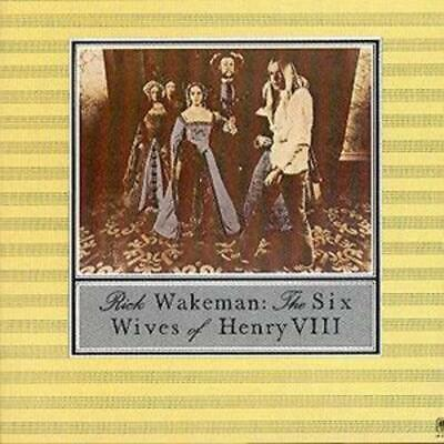 Rick Wakeman : Six Wives Of Henry VIII CD (2000) Expertly Refurbished Product • 4.99£